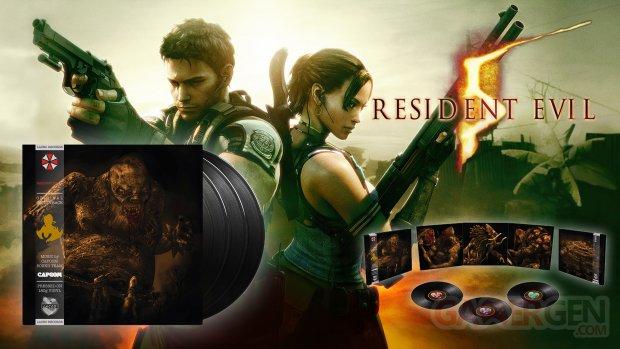 Resident Evil 5 Vinyle vignette