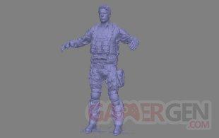 Resident Evil 7 biohazard chris Redfield images (1)
