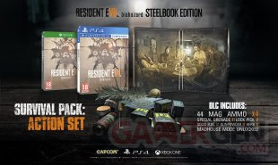 Resident Evil 7 Biohazard collector edition steelbook images (2)