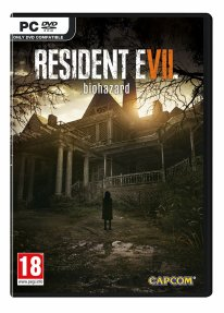 resident evil 7 pc jaquette cover
