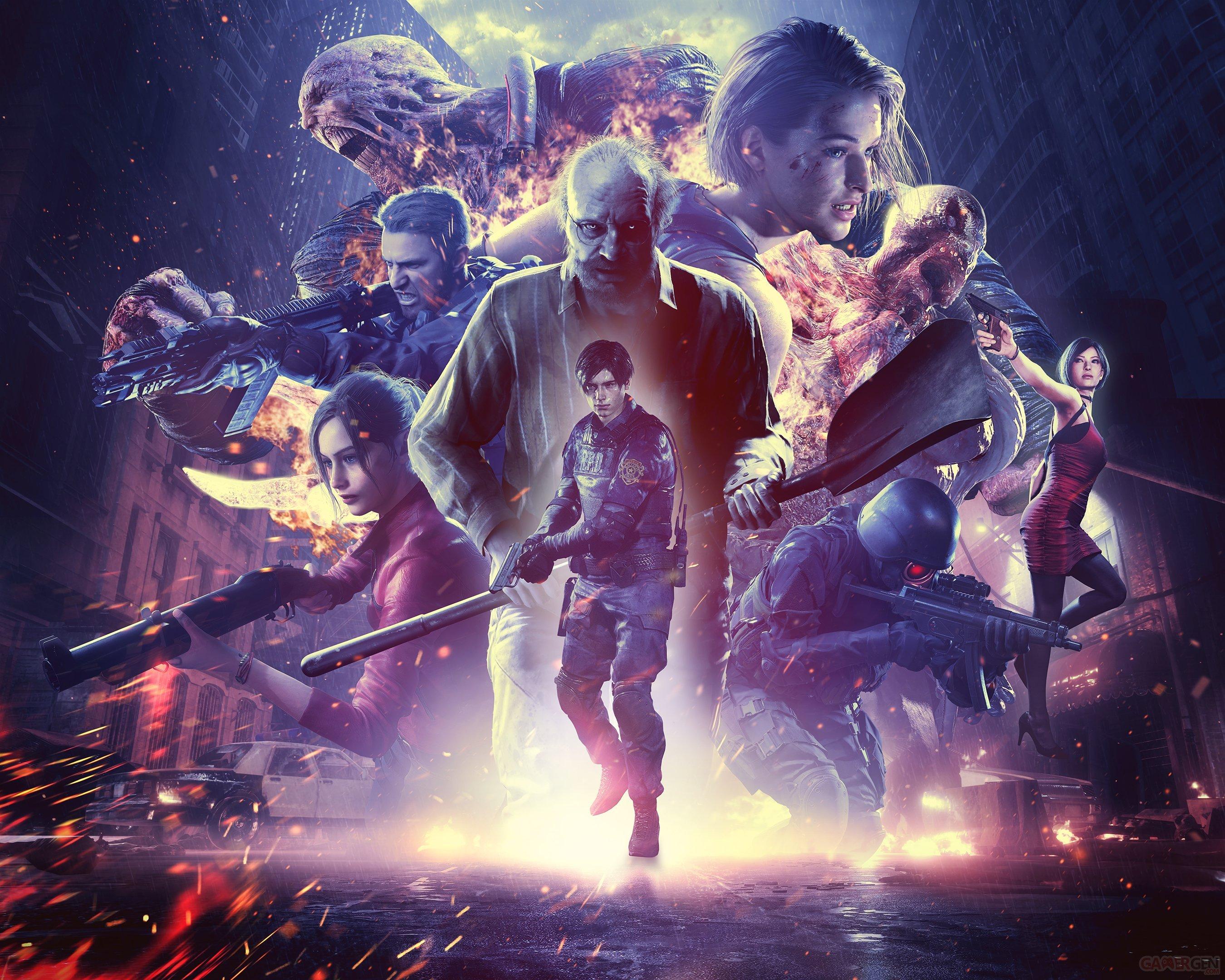 Capcom nous en montre plus sur Resident Evil Village PS4 et One