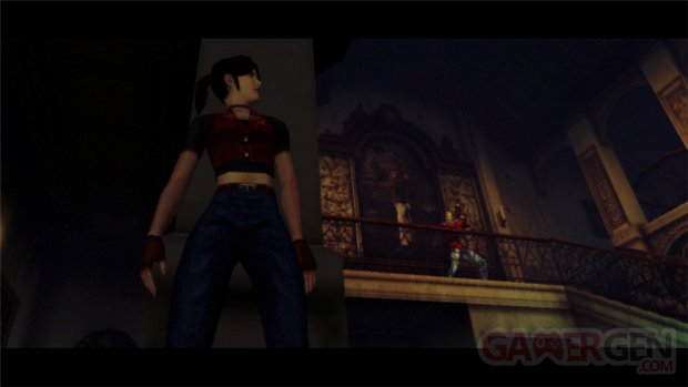 Resident Evil CODE Veronica X HD 2