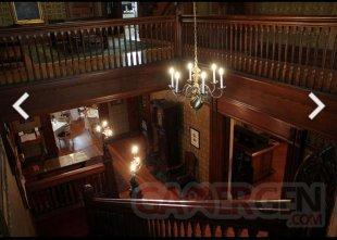 Resident Evil Film Manoir images photos (1)