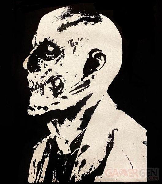 Resident Evil Film Reboot look zombie