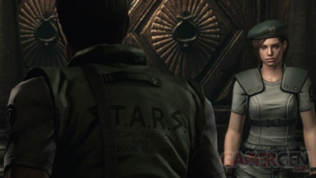 Resident Evil HD Remaster comparaison  (6)