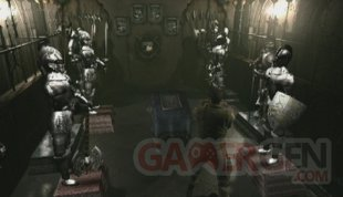 Resident Evil HD Remaster comparaison  (7)