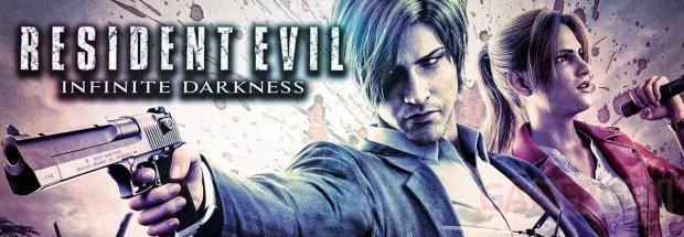 Resident Evil Infinite Darkness image critique