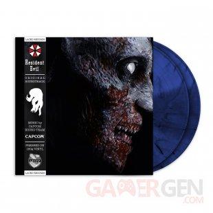 Resident Evil Laced Records Vinyle Edition Limitée
