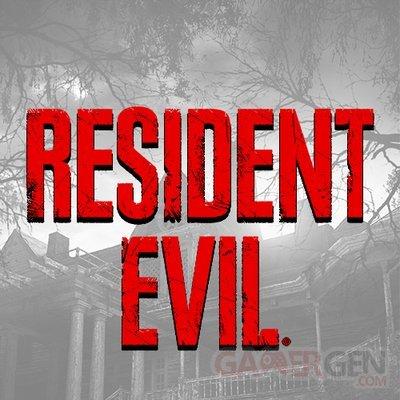 Resident Evil Logo Twitter