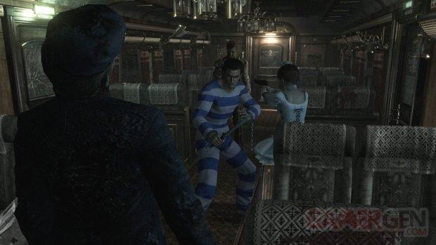 Resident Evil Origins 0 HD Remaster costumes tenues (2)
