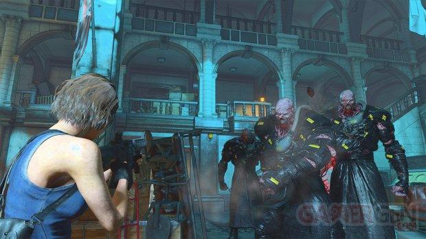 Resident Evil Re Verse Reverse 21 01 2021 screenshot 2