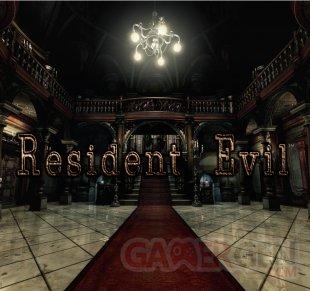 Resident Evil Rebirth logo
