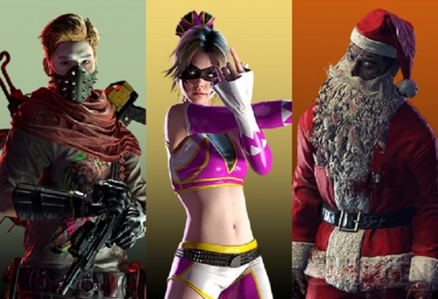 Resident Evil Resistance 01 10 2020 pic