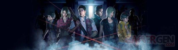 Resident Evil Resistance Bannière2