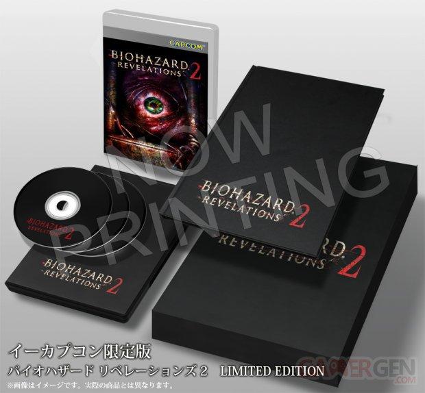 Resident Evil Revelations 2 collector  (2)