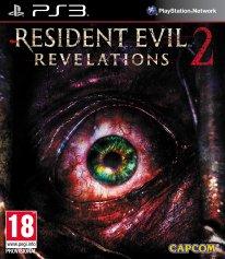 Resident Evil Revelations 2 jaquette packshot cover ps3
