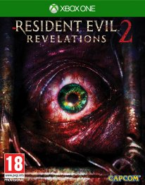 Resident Evil Revelations 2 jaquette packshot cover Xbox One