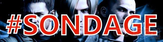 Resident Evil Sondage de la semaine  (3)