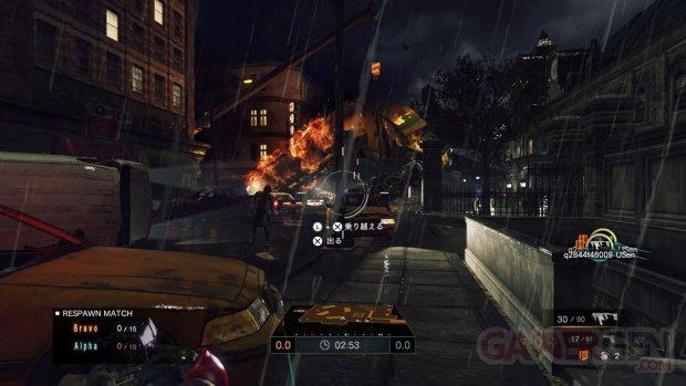 Resident Evil Umbrella Corps images captures (20)