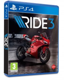 RIDE 3 jaquette PS4 16 05 2018