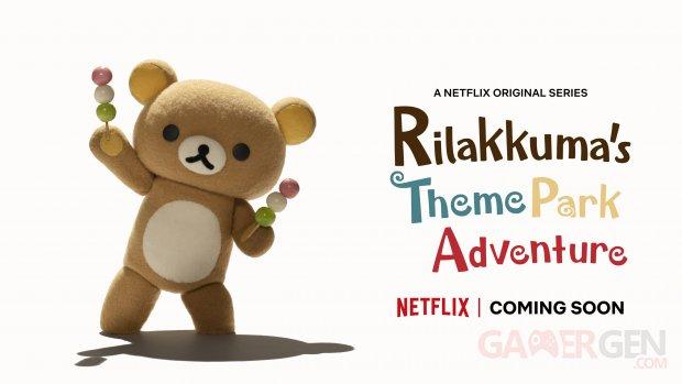 Rilakkuma's Theme Park Adventure 27 10 2020 art