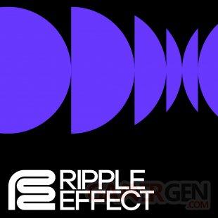 Ripple Effect Studios logo head