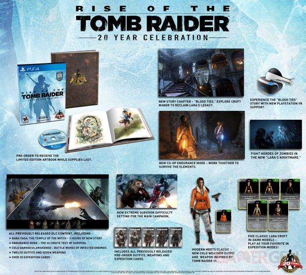 Rise of the Tomb Raider 20e?me anniversaire 8