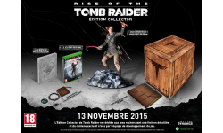 Rise of the Tomb Raider 26 08 2015 collectorFR