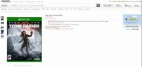 Rise of the Tomb Raider Amazon