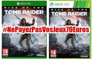 rise of the tomb raider nepayezpasvosjeux70euros
