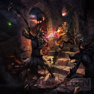 Risen 3 Titan Lords 17 07 2014 artwork