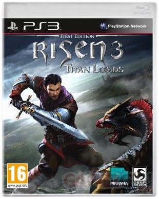 Risen 3 Titan PS3