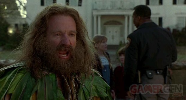 robin williams alan parrish jumanji 1