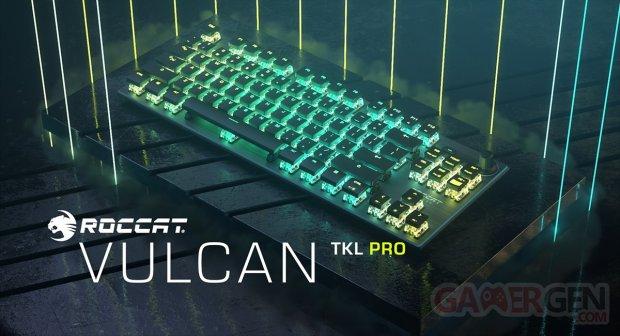 Roccat Vulkan TKL Pro