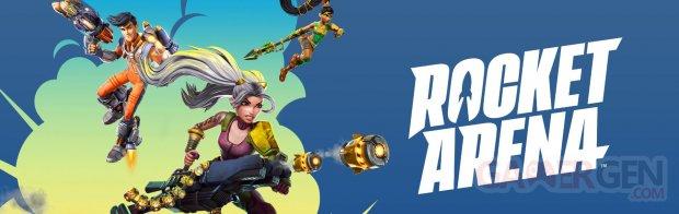 Rocket Arena Bannière test