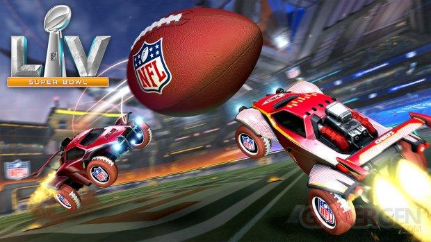 Rocket League 29 01 2021 Super Bowl