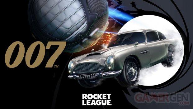 Rocket League Aston Martin DB5 1963 007