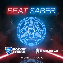 Rocket League Beat Saber 2