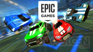 Rocket League Epic Games