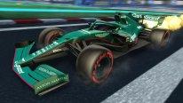 Rocket League Formula 1 Fan Pack Aston Martin