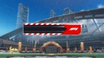 Rocket League Formula 1 Fan Pack bannière