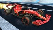 Rocket League Formula 1 Fan Pack Ferrari