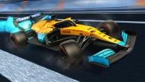 Rocket League Formula 1 Fan Pack McLaren
