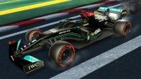Rocket League Formula 1 Fan Pack Mercedes AMG