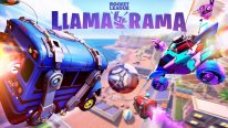 Rocket League Llama Rama head