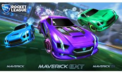 rocket league maverick pass