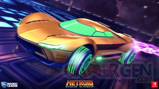 Rocket League Metroid