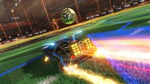 Rocket League Retour vers le Futur screenshot 1