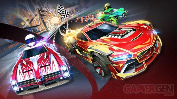Rocket League Saison 3 Battle Pass screenshot 16