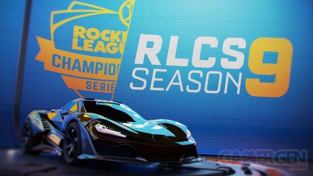 Rocket League Season 9 World Championship